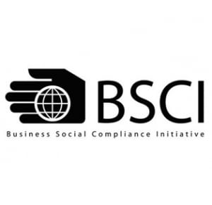 Tagit is associated with BSCI as part of their commitment to ethical business practices.