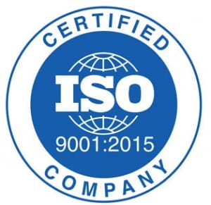 Tagit is certified by ISO as part of their commitment to ethical business practices.
