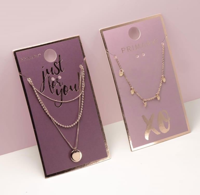 Jewellery carding is fast