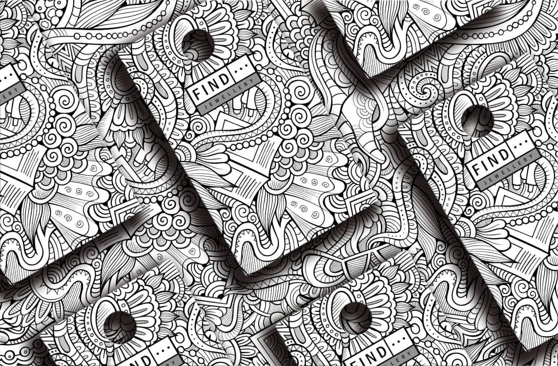 Doodle is one of the creative packaging design trends for 2019