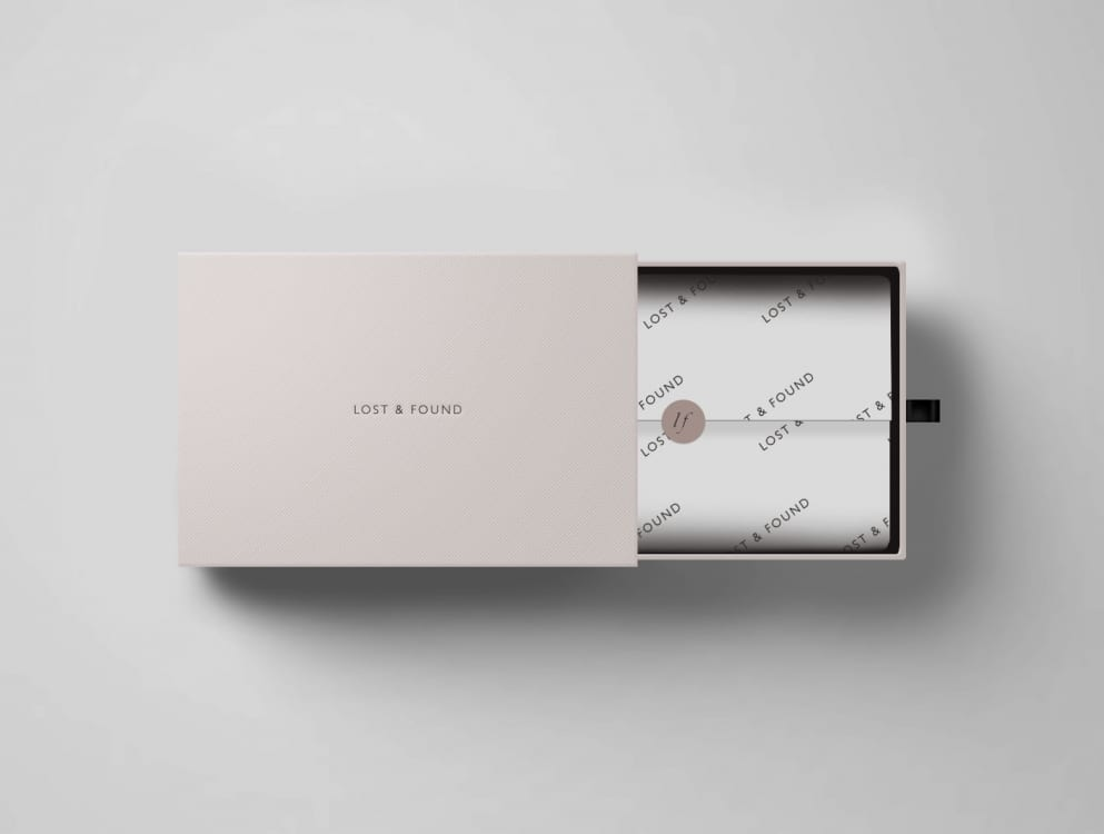 Minimalism is one of the creative packaging design trends for 2019