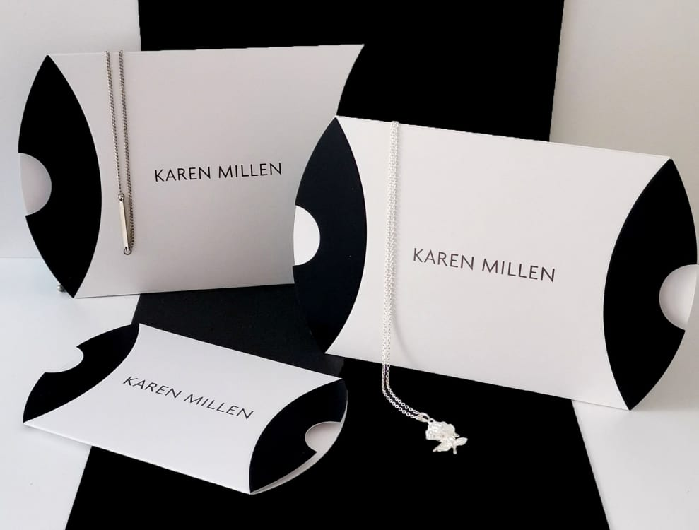 Monochrome is one of the creative packaging design trends for 2019